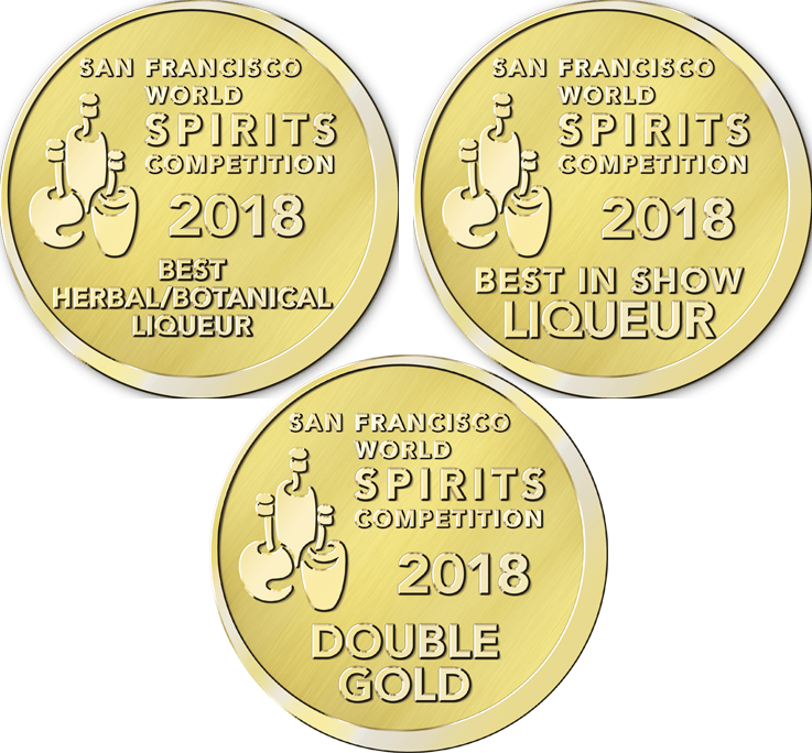 Amaro Montenegro 2018 San Francisco Spirit Competition Goldmedaille