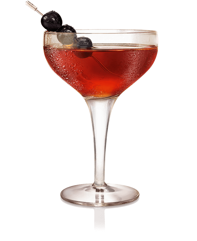 Amaro Montenegro Monte Manhattan cocktail